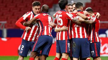 Los colchoneros siguen a la cabeza de La Liga, pero un empate es suficiente para perder el liderato