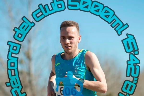 El Atletismo Arroyomolinos sigue sumando récords en la pista
