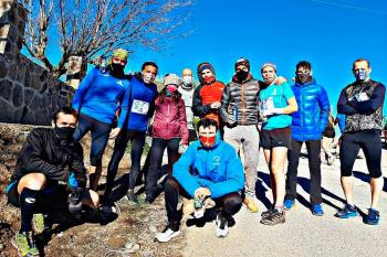 Un total de 13 atletas arroyomolinenses participaron en la prueba