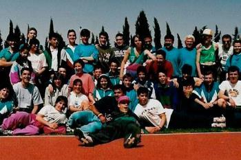 Fue presidente del Club Atletismo Coslada durante la década de los 90