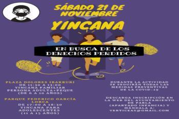 Bajo el lema #NoOlvidemosSusDerechos, del 16 al 22 de noviembre, al aire libre y online