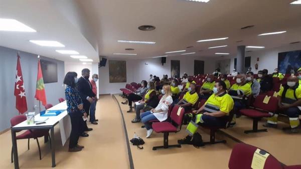 El Ayuntamiento agradece a los trabajadores y trabajadoras que han prestado sus servicios a la ciudad