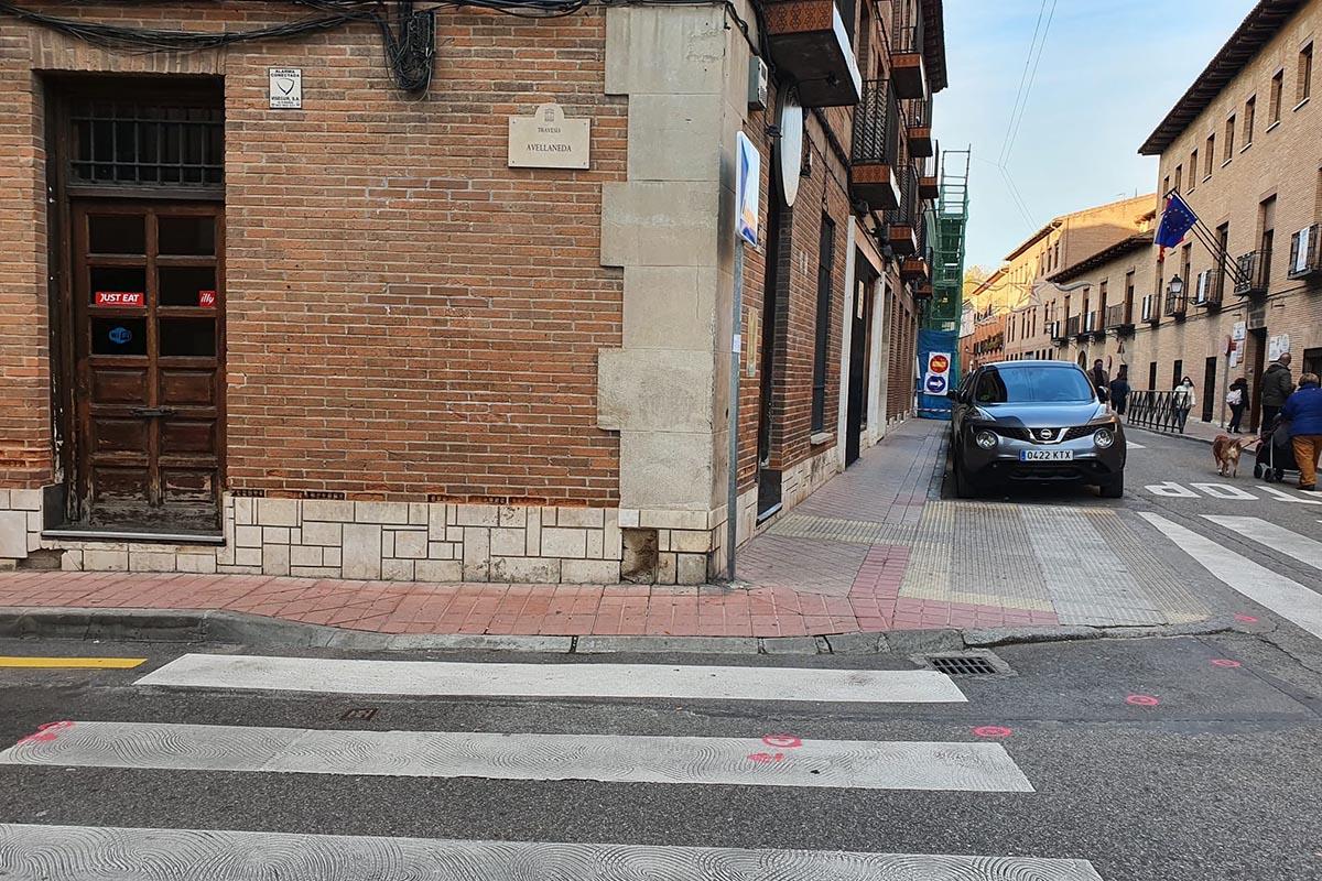 Continúan los trabajos en la mejora de la movilidad y accesibilidad peatonal en la ciudad