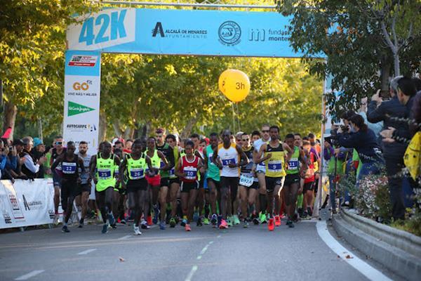 Este era el quinto año que se celebraba el evento en la ciudad, y se ha convertido en todo un referente del que participan miles de runners