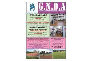 En Valleaguado y en el Estadio el Olivo