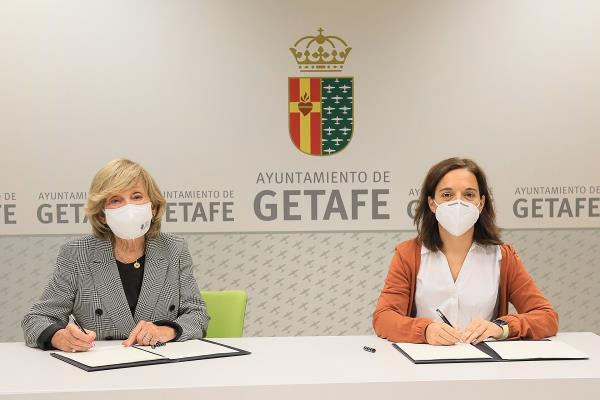 El Ayuntamiento de Getafe y APRAMP ofrecerán una ayuda integral a prostitutas, víctimas de explotación sexual y de trata