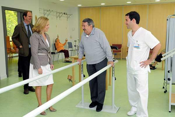 El Ayuntamiento de Madrid destina 100.000 euros para conservar un centro de día para mayores de Carabanchel