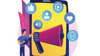 Desde el consistorio se ofrecen a promocionar las empresas a través de sus redes sociales