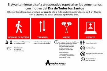 Esta iniciativa se ha realizado en consonancia con lo establecido por la Comunidad de Madrid