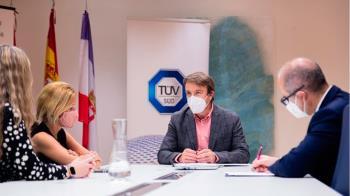 El convenio, firmado con TÜD SÜD Atisae, busca incrementar la oferta de empleo en el municipio