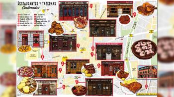 En la capital se mantienen 12 restaurantes centenarios que han bajado su facturación hasta el 80%