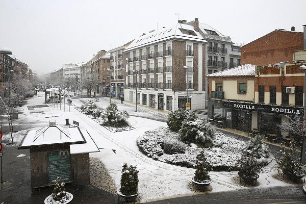 El Ayuntamiento habilita puntos de recogida de sal de deshielo gratuita