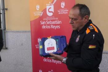 """El consistorio califica que Sanse se convierte """"en la ciudad más cardioprotegida"""""""