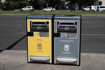 Los dispositivos inteligentes permitirán ahorrar costes y facilitarán la recogida y reciclaje de residuos