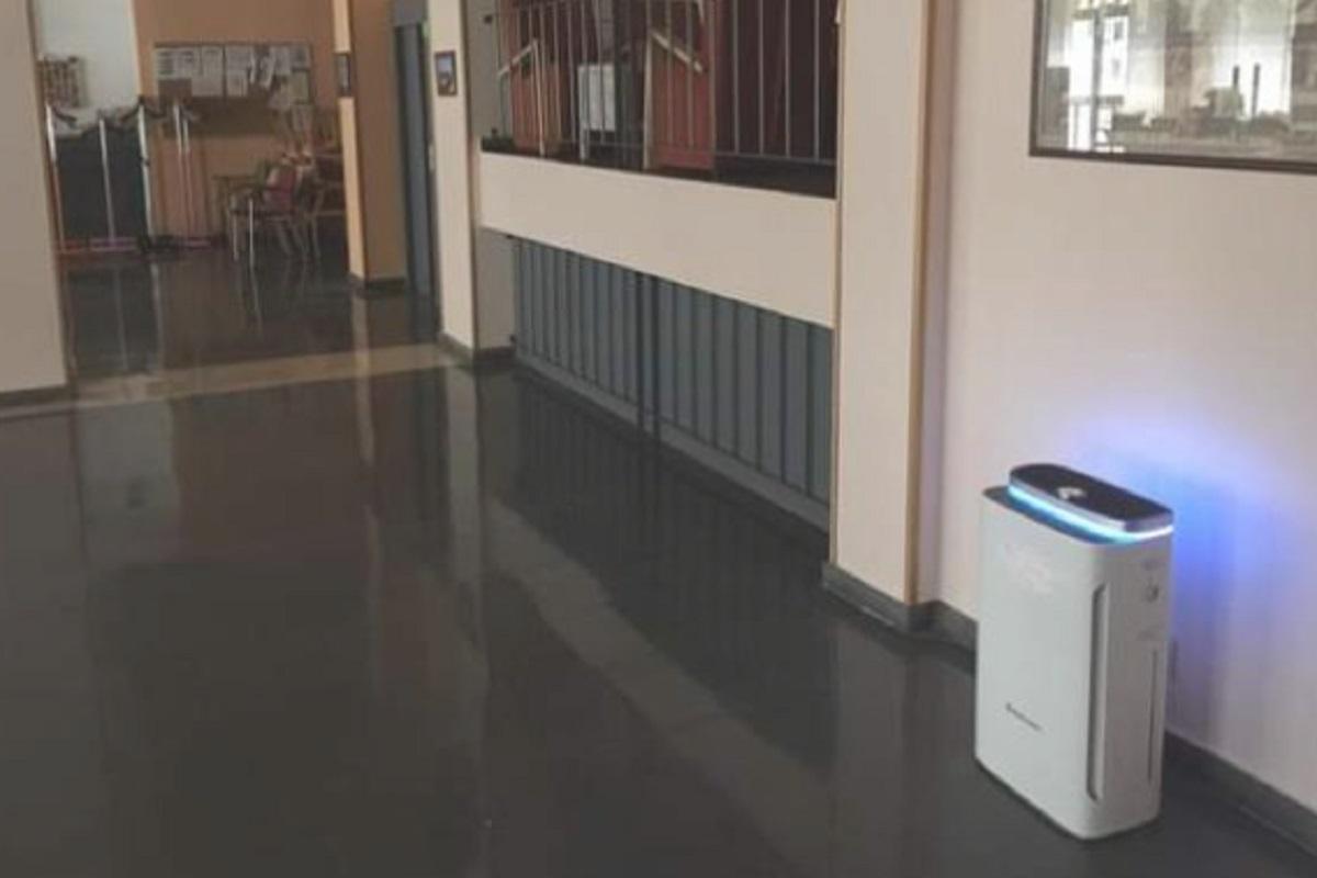 El CSIC recomienda la utilización de estos dispositivos para evitar contagios con la bajada de temperaturas