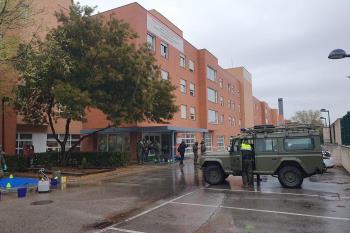 El alcalde afirma que su máxima preocupación, junto con el Hospital, son los centros de mayores