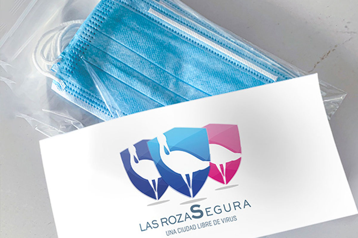 360.000 mascarillas higiénicas que se distribuirán en paquetes de diez unidades a cada uno de los hogares del municipio