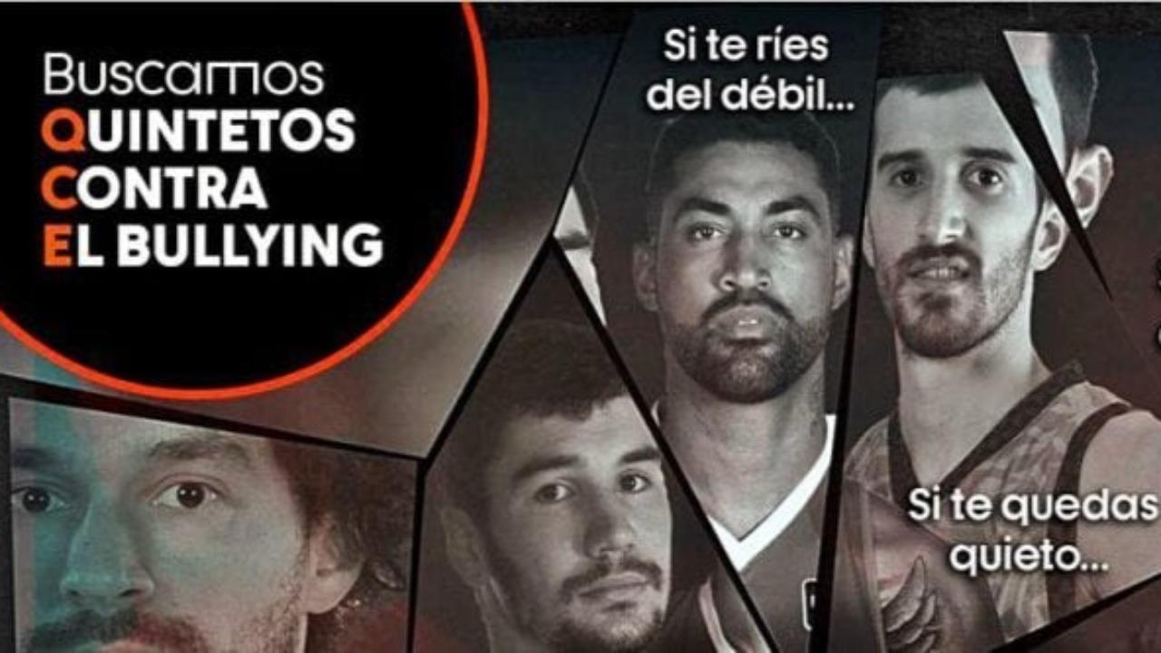 La campaña esta impulsada por la Asociación de Clubes de Baloncesto