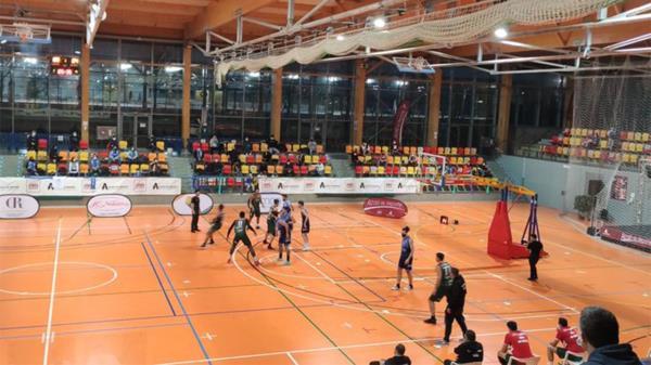 El Baloncesto Alcalá ganó en la prorroga al Matanza CBA