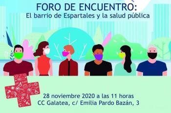 Este encuentro tendrá lugar el sábado en el Centro Cultural la Galatea