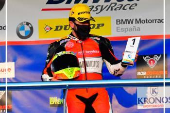 El piloto de Boadilla se ha alzado con la Copa BMW SBK y el título en categoría CIV