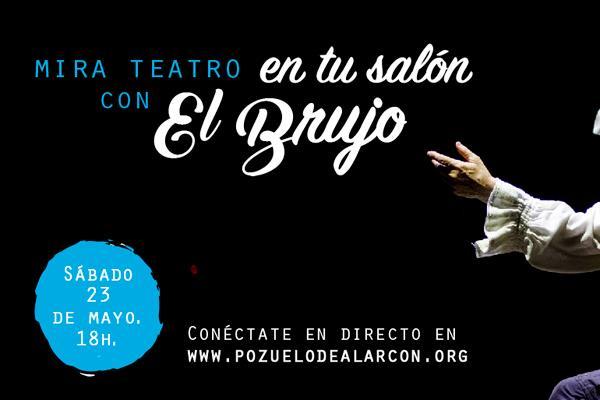'El Brujo' finaliza, este sábado, su ciclo de actuaciones en Pozuelo de Alarcón