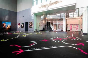 Con la ayuda de Murray Branding & Design, y con el objetivo de comunicar las nuevas normas de distancia social
