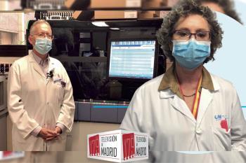 De 30 PCR manuales en marzo a conseguir realizar 1000 PCR con todos los equipos, técnicas, personal cualificado y el robot covid Panther