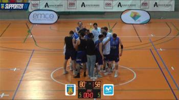 Vencieron en Espartales por 80-58 ante Estudiantes