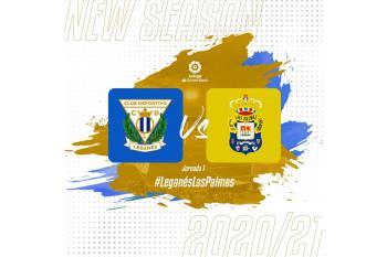 En la última jornada el Leganés se medirá ante el Real Zaragoza en La Romareda