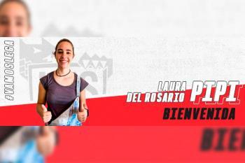 """Laura del Rosario, """"Pipi"""", procedente del A.D. Alcorcón aterriza en el equipo pepinero"""