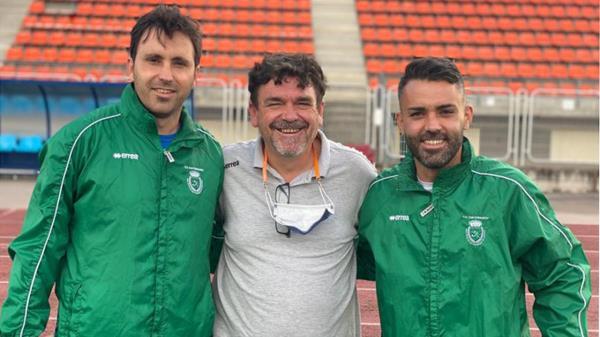 El técnico García Granero llegaba al primer equipo a mediados del pasado mes de diciembre de 2020