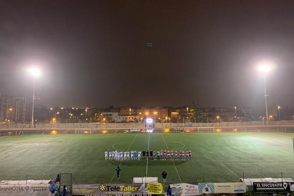 El C.D. San Fernando, encuadrado en el subgrupo 1 de la Tercera división madrileña
