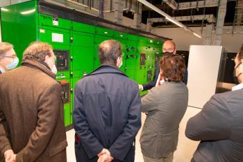 El nuevo centro tendrá además una capacidad para alojar 140.000 servidores de empresas