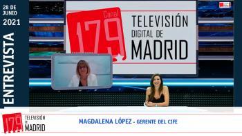 Hablamos con la gerente del CIFE, Magdalena López, sobre el programa de subvenciones destinado a emprendedores y micropymes afectados por la pandemia
