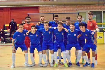 El club mostoleño es segundo en la Segunda división de fútbol sala nacional