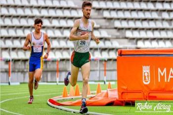 Los jóvenes atletas siguen poniendo el atletismo alcalaíno por lo más alto