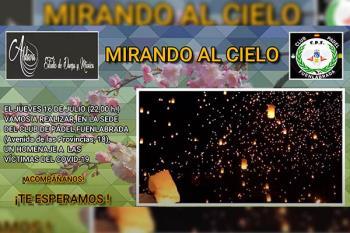 Se lanzarán globos con dedicatorias para recordar a todos los seres queridos que se han marchado