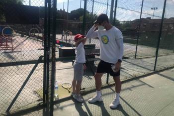 La entidad ha informado que la escuela de tenis dará comienzo el 15 de septiembre