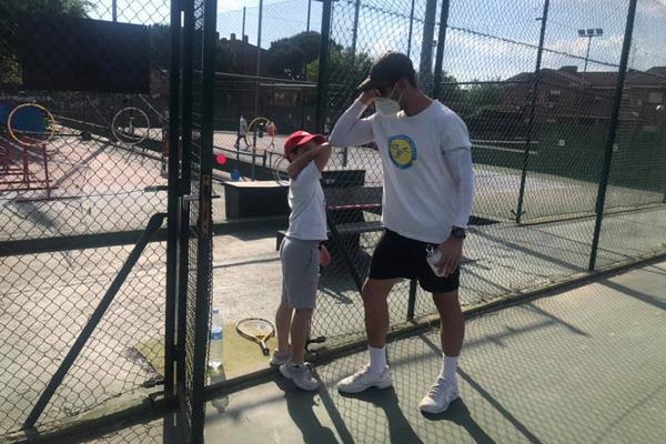El Club de Tenis de Las Rozas abre sus inscripciones para la próxima temporada