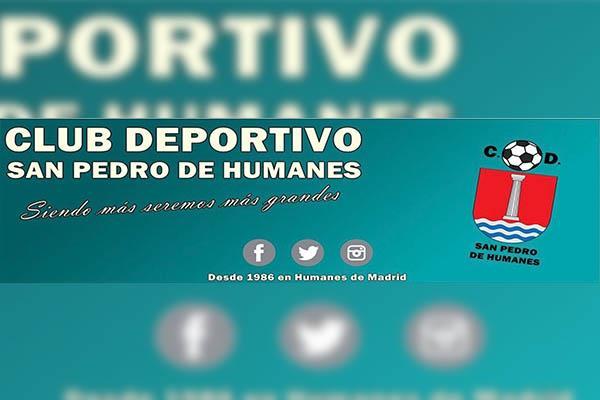 El Club Deportivo San Pedro Humanes abre inscripciones para la próxima temporada