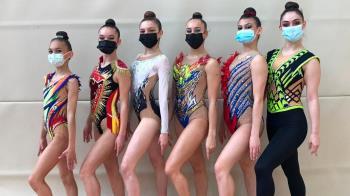 Las chicas se desplazarán a Valencia para competir el 1 y 2 de mayo representando a Fuenlabrada