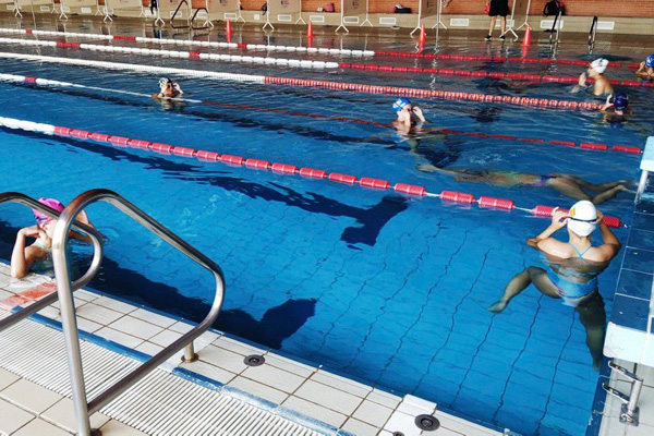 El club pozuelero ha retomado su actividad en El Torreón