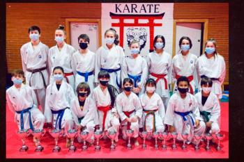 El club fuenlabreño participó en el torneo celebrado en Collado Mediano