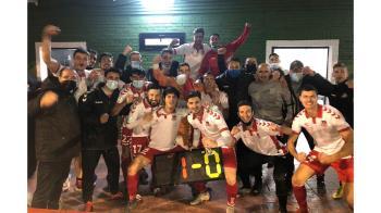 La AD Complutense cosechó una prestigiosa victoria ante el primer clasificado en el Ferial, mientras que la RSD Alcalá volvió a empatar fuera de casa