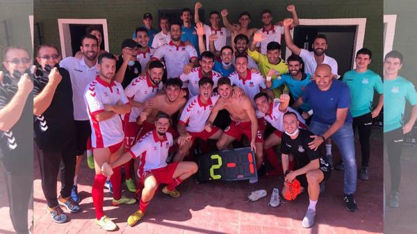 El RSD Alcalá encaja su primera derrota en el Campo Municipal del Recinto Ferial por 2-1