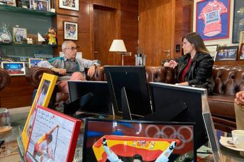 Así se lo ha manifestado la concejala de Deportes, Sofía Miranda, al presidente del COE, Alejandro Blanco