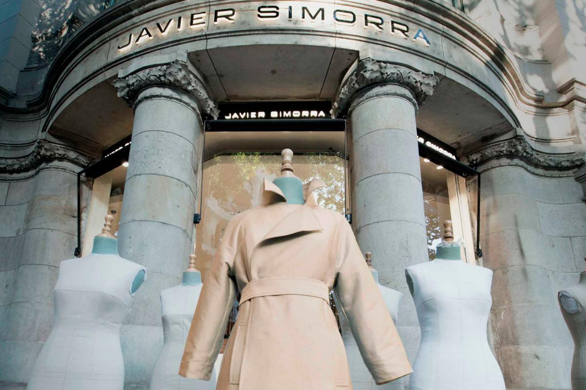 La ropa confeccionada por 'Javier Simorra' desactiva virus y bacterias en un periodo de entre 5 y 20 minutos