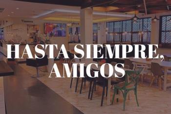 El original espacio gastronómico abrió sus puertas el mes de julio de 2019 y no ha superado la crisis