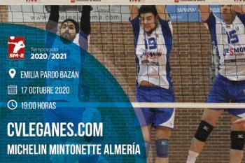 Los chicos inician una nueva andadura en Superliga Masculina 2 este sábado 17 de octubre